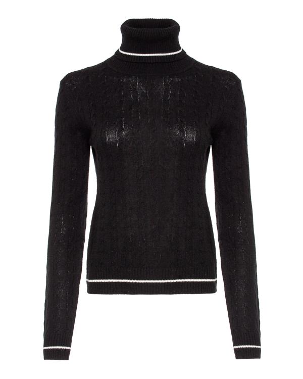 свитер P.A.R.O.S.H. WANDAD512858 xl черный+белый