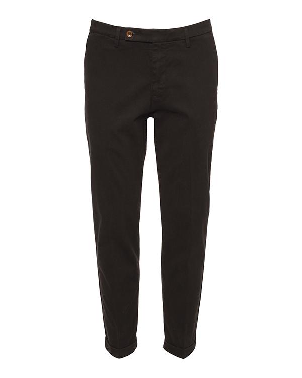 брюки Harmont & Blaine WDG338 50 тем.коричневый