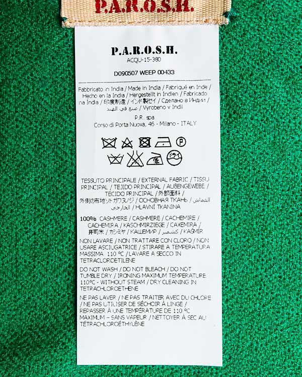 аксессуары шарф P.A.R.O.S.H., сезон: зима 2015/16. Купить за 9800 руб. | Фото $i