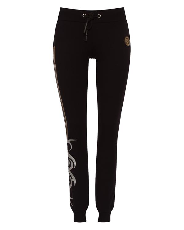 брюки для занятий спортом артикул WJT0365 марки PHILIPP PLEIN sport купить за 22200 руб.