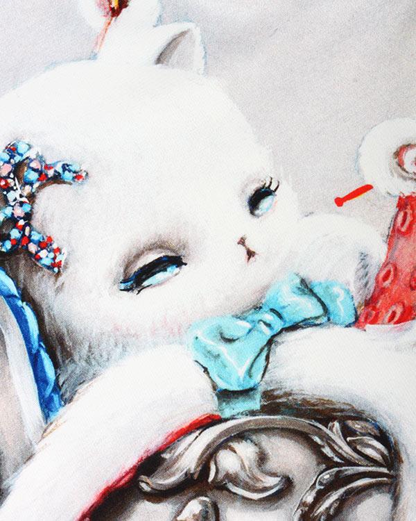 женская свитшот MRZ, сезон: лето 2015. Купить за 13000 руб. | Фото $i
