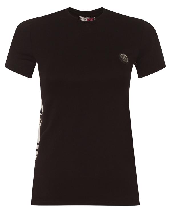 PHILIPP PLEIN sport облегающего силуэта с логотипом бренда артикул WTK0996 марки PHILIPP PLEIN sport купить за 9700 руб.