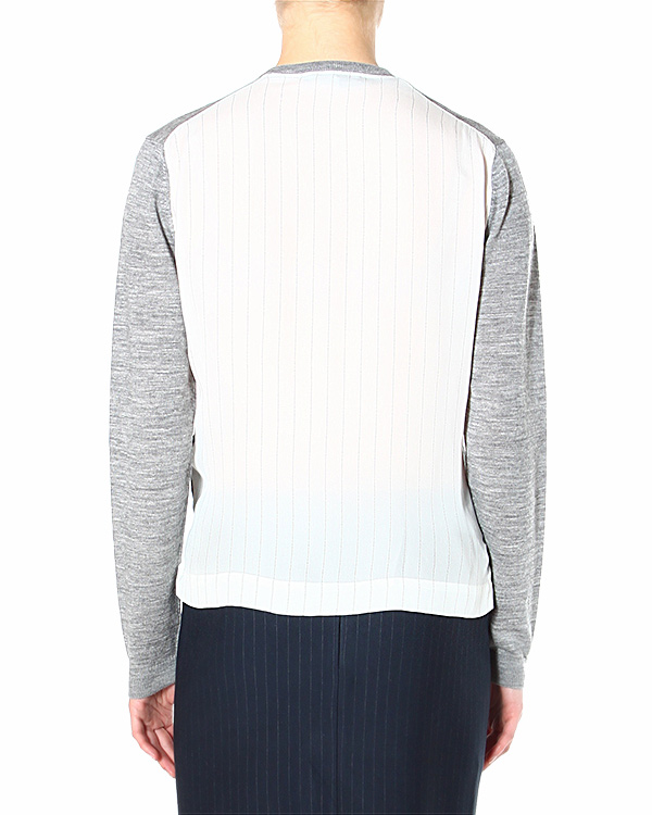 женская пуловер TIBI, сезон: зима 2014/15. Купить за 9300 руб. | Фото $i