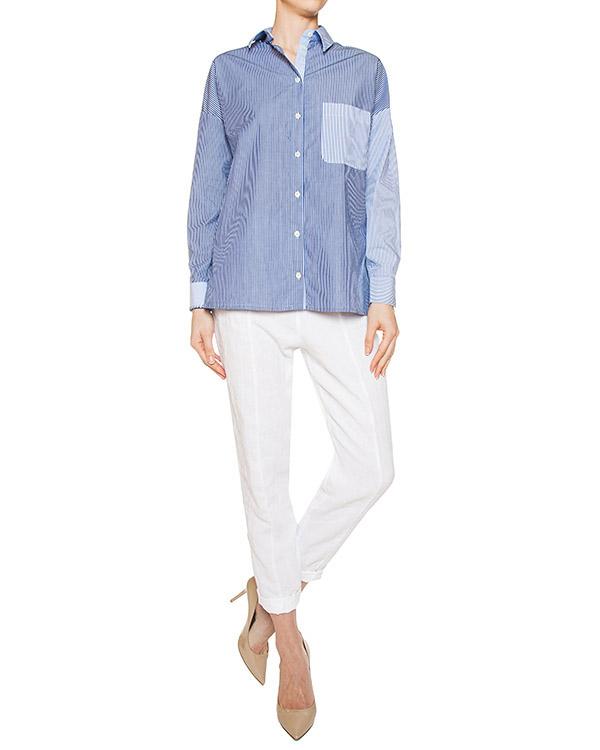 женская рубашка SEMI-COUTURE, сезон: лето 2017. Купить за 6100 руб. | Фото $i