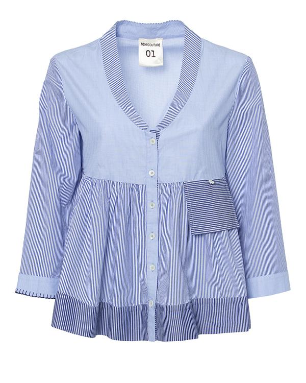 блуза  артикул Y7PF04 марки SEMI-COUTURE купить за 5800 руб.