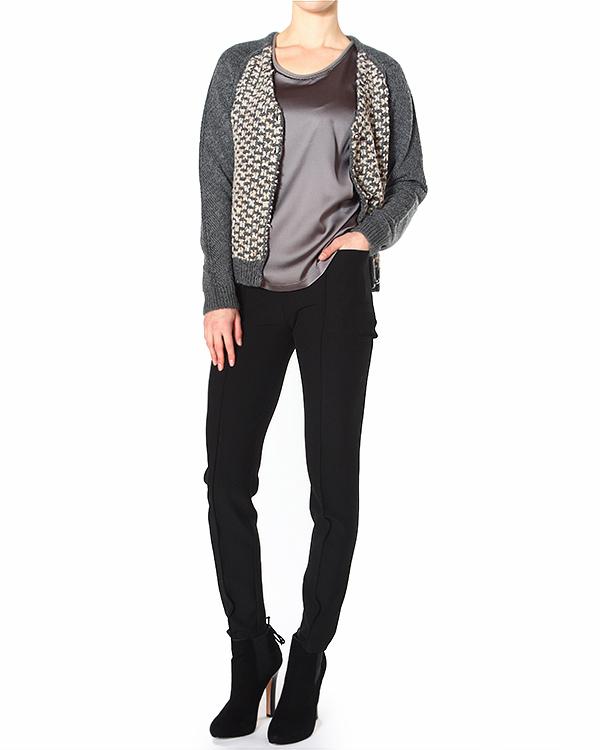 женская брюки ARMANI JEANS, сезон: зима 2014/15. Купить за 7500 руб. | Фото $i