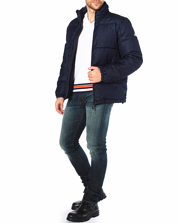 мужская пуховик ARMANI JEANS, сезон: зима 2014/15. Купить за 16700 руб.   Фото $i