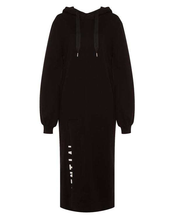 платье толстовочного вида из хлопка  артикул ZADIE марки 5Preview купить за 22600 руб.