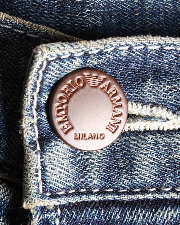 мужская джинсы EMPORIO ARMANI, сезон: зима 2014/15. Купить за 9100 руб.   Фото $i