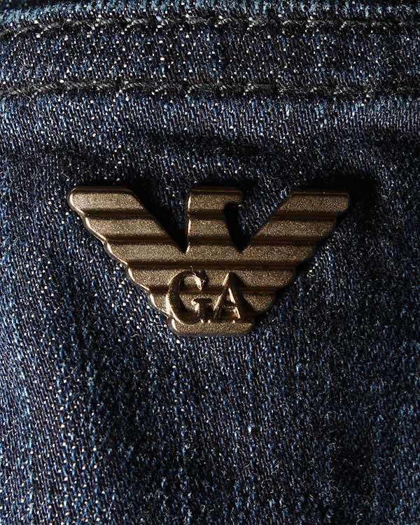мужская джинсы EMPORIO ARMANI, сезон: зима 2014/15. Купить за 7200 руб. | Фото $i