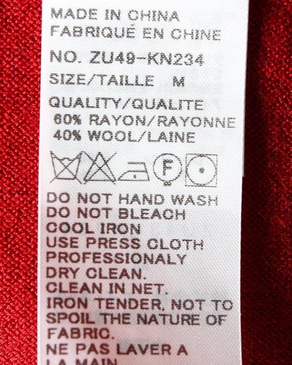 женская пуловер ZUCCA, сезон: зима 2014/15. Купить за 10600 руб. | Фото $i
